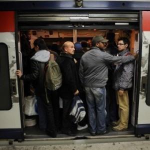 Greve Train RER