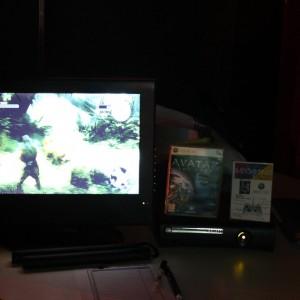 Jeu Avatar sur Xbox 360