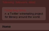 Twitter Pub