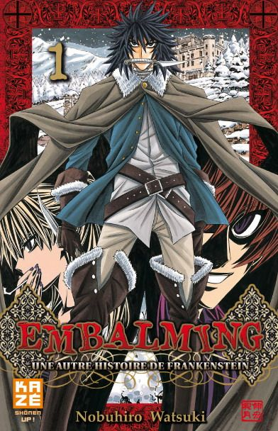Embalming Couverture Tome 1