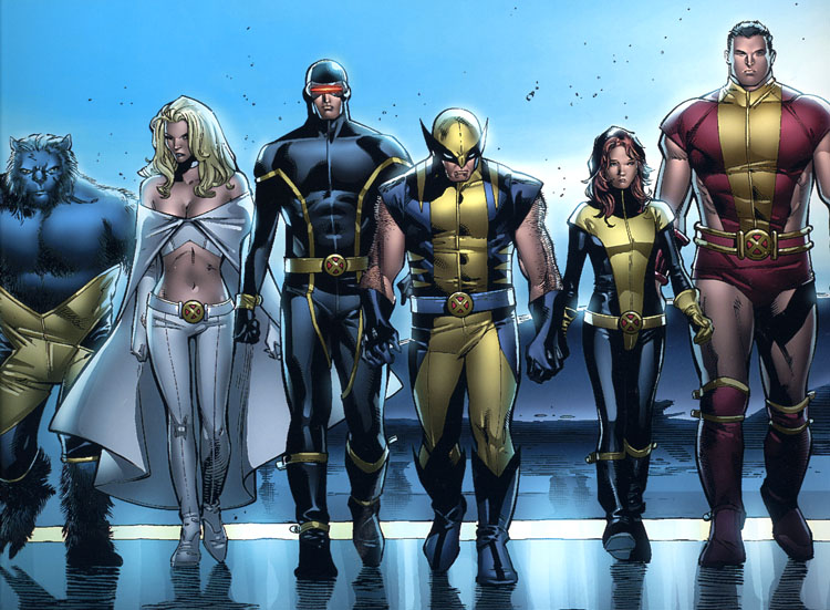 X-Men version Madhouse | Pathien : Ni un blog, ni un site X Men Evolution Iceman
