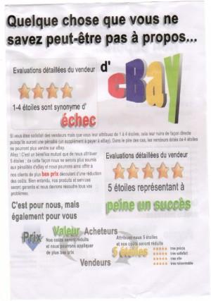 eBay notation