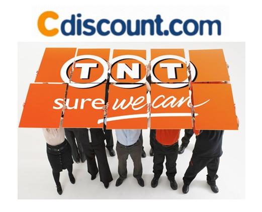 CDiscount - TNT Express